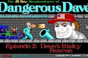 Dangerous Dave's Risky Rescue