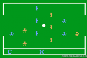 Electronic Table Soccer