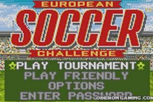 European Soccer Challenge