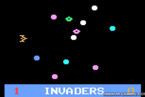 Invaders from Hyperspace