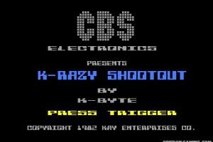 K-Razy Shoot-Out
