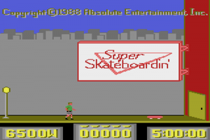 Super Skateboardin'