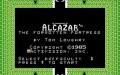 Alcazar: The Forgotten Fortress - Coleco Vision