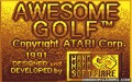 Awesome Golf - Atari Lynx