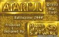 Battlezone 2000 - Atari Lynx