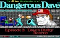 Dangerous Dave's Risky Rescue - PC (MS-DOS)