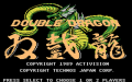 Double Dragon - Atari 7800