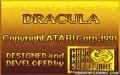 Dracula - The Undead - Atari Lynx