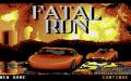 Fatal Run - Atari 7800