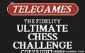 Fidelity Ultimate Chess Challenge - Atari Lynx