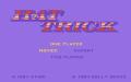 Hat Trick - Atari 7800