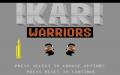 Ikari Warriors - Atari 7800