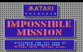 Impossible Mission - Atari 7800
