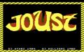 Joust - Atari 7800