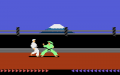 Karateka - Atari 7800