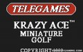 Krazy Ace Miniature Golf - Atari Lynx