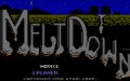 Meltdown - Atari 7800