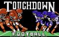 Touchdown Football - Atari 7800