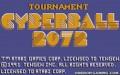 Tournament Cyberball 2072 - Atari Lynx