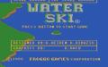 Water Ski - Atari 7800