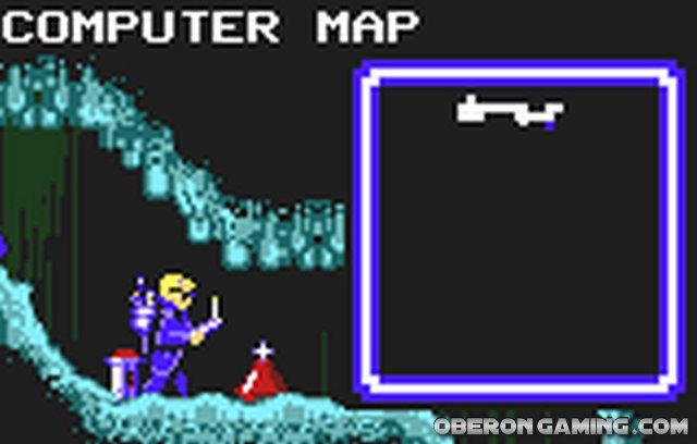 Todd's Adventures in Slime World   Atari Lynx   Oberon Gaming